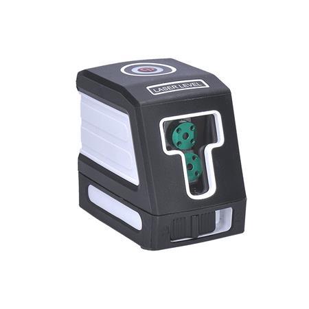 Solight profesionální laserová vodováha - zelený laser; LLM01