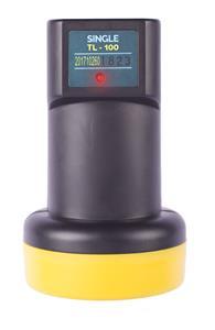 TESLA single LNB konvertor TL-100 s LTE filtrem; LNBTESI001