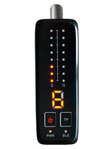 TESLA SMART FINDER, vyhledávač pozemního signálu, ovládání přes aplikaci, Bluetooth; SAMTEBTM01