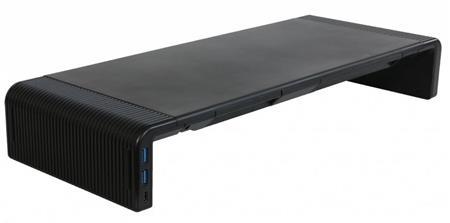 Evolveo deXy 2 USB, podstavec pro monitor s USB rozbočovačem; deXy 2
