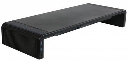 Evolveo deXy 3 HDD, podstavec pro monitor s HDD rámečkem; deXy 3