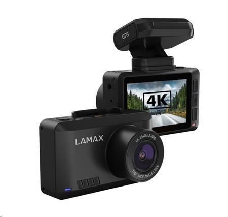 Lamax T10 4K GPS (s hlášením radarů); 8594175355291