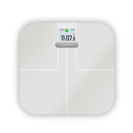 Garmin Index S2 White - chytrá váha (bílá barva); 010-02294-13