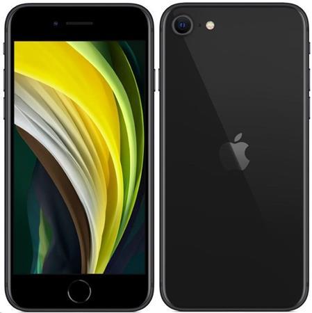 Apple iPhone SE 256GB Black; mhgw3cn/a