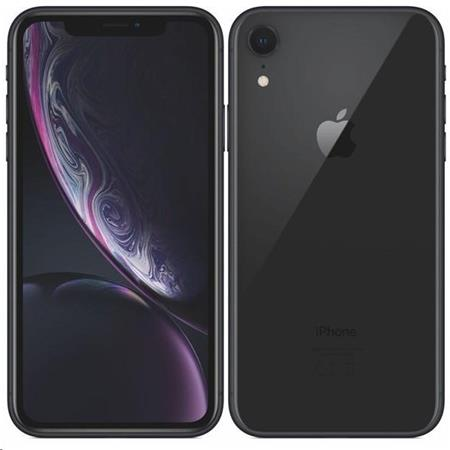 Apple iPhone XR 128GB Black; mh7l3cn/a
