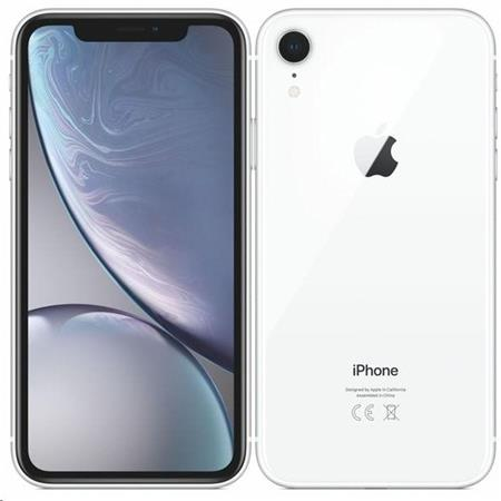 Apple iPhone XR 128GB White; mh7m3cn/a