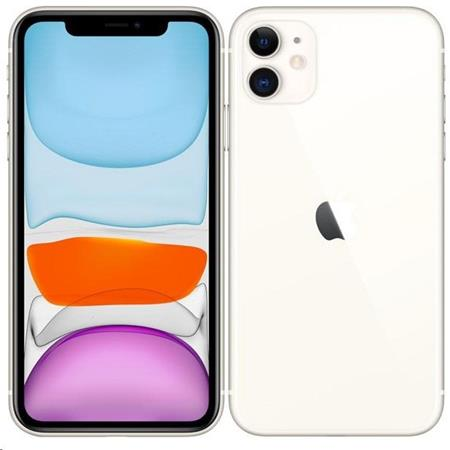 Apple iPhone 11 128GB White; mhdj3cn/a