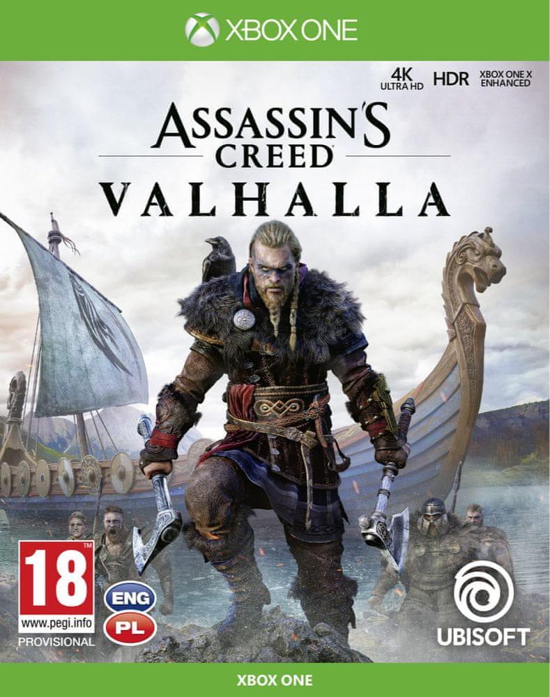 Assassins Creed Valhalla (Xbox One); 9107737