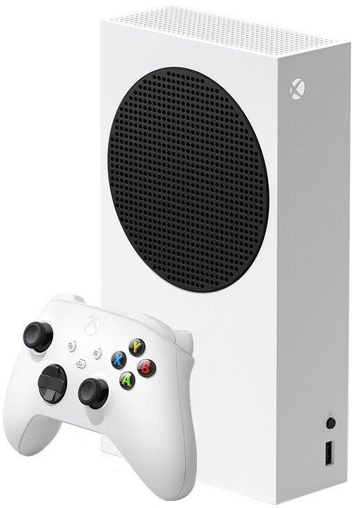 Microsoft Xbox Series S 512GB White; 1905000001