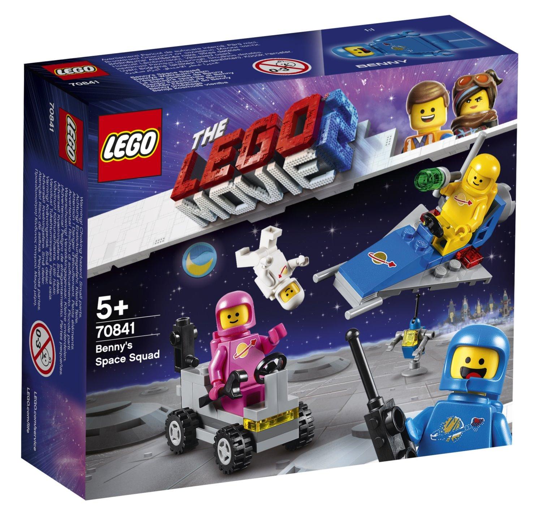 LEGO Movie 2 70841 Bennyho vesmírná skupina; 130190
