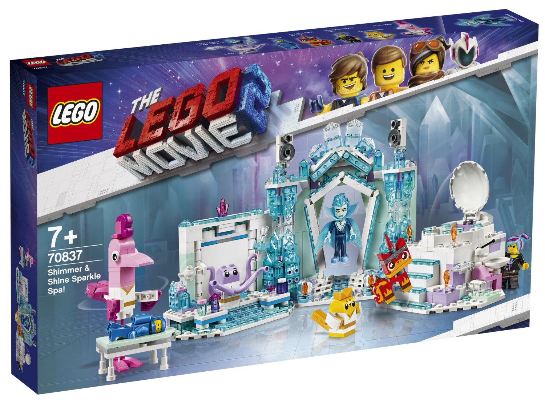 LEGO Movie 2 70837 Třpytkolesklé lázně; 130055