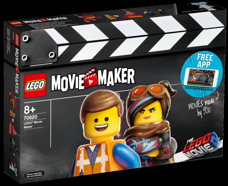 LEGO Movie 2 70820 Movie Maker; 129000