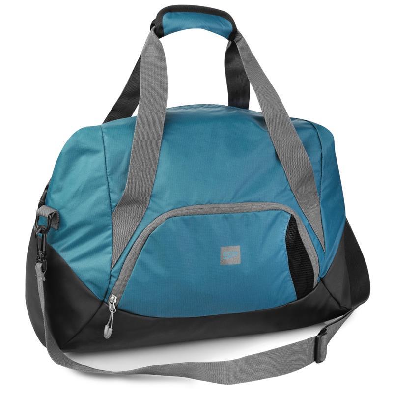 Spokey KIOTO Sportovní taška 40 l, modrá; K928585
