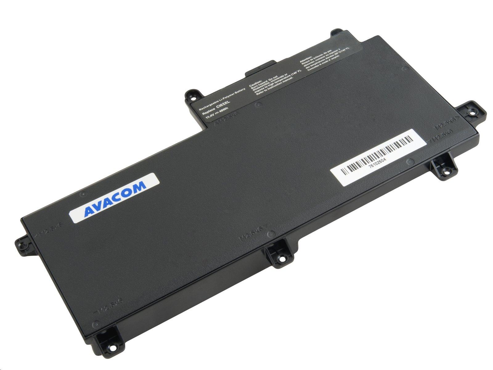 AVACOM baterie - HP ProBook 640 G2, 655 G2 Li-Pol 11,4V 4210mAh 48Wh; NOHP-64G2-42P
