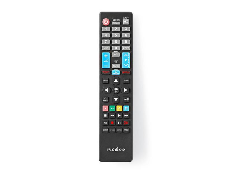 Dálkový ovladač NEDIS TVRC41LGBK pro LG TV; TVRC41LGBK