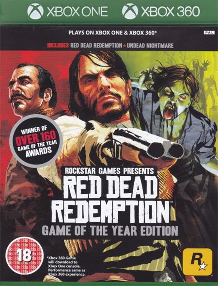 Red Dead Redemption GOTY (Xbox One); 9104525