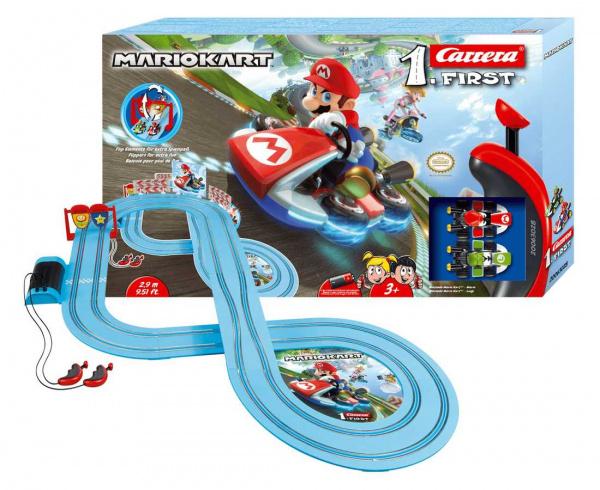 Autodráha Carrera FIRST - 63028 Mario; GCO1021