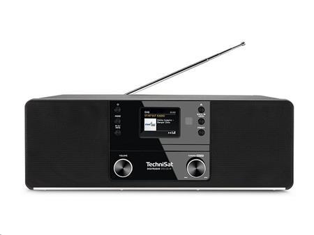 TechniSat DIGITRADIO 370 CD IR černé; T00003949