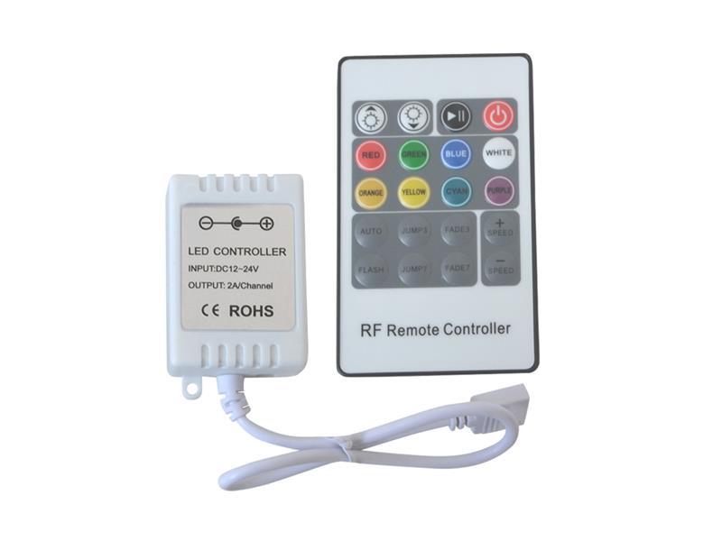 Tipa Ovladač pro LED pásek RGB RF; 04151195