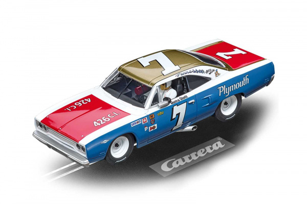 Auto Carrera EVO - 27641 Plymouthg Roadrunner; GCE2605