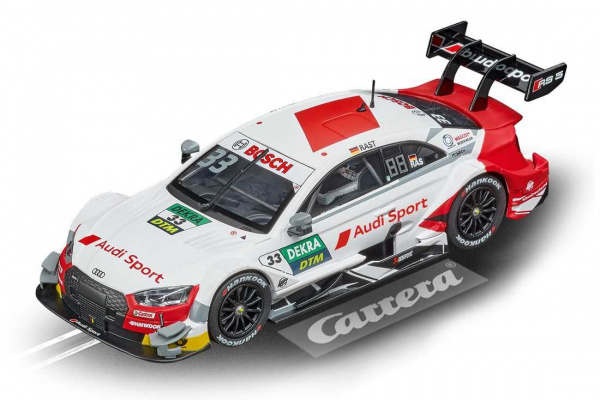 Auto Carrera EVO - 27634 Audi RS 5 DTM R.Rast; GCE2598