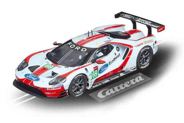 Auto Carrera D124 - 23892 Ford GT Race Car No.69; GCXD2144