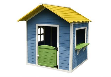Domeček dětský dřevěný Stánek; 11640419