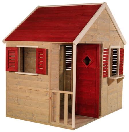 Domeček dětský dřevěný Letní vila; 11640423