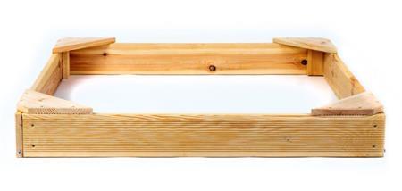 Pískoviště dřevěné čtyřhranné malé; 11640431