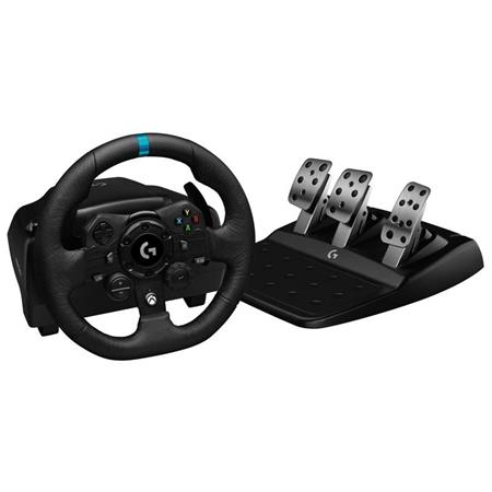 Logitech G923 Racing Wheel Xbox One a PC; 288657