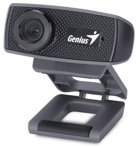 GENIUS FaceCam 1000X V2/ HD/ 720p/ USB2.0/ UVC/ mikrofon; 32200003400