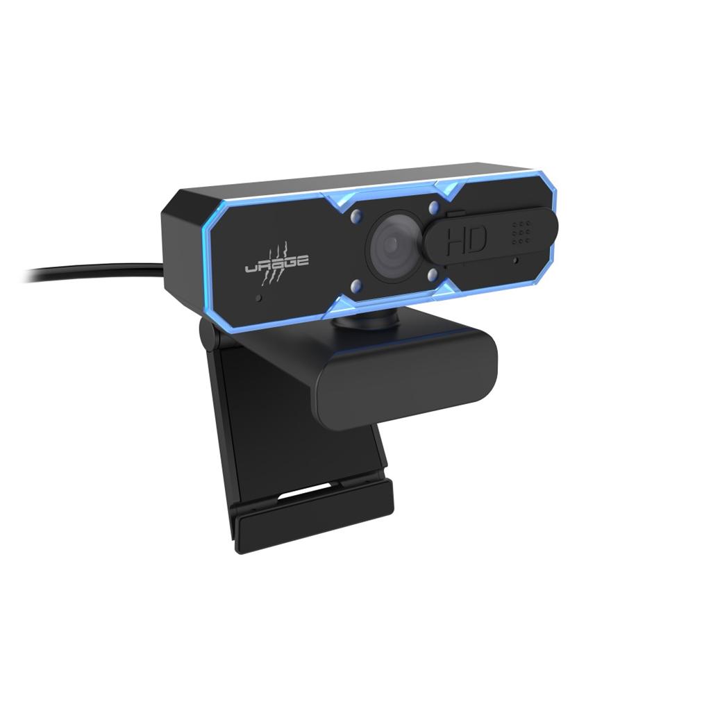 uRage web kamera REC 600 HD, černá; 186006