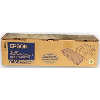 Epson toner return čer M2000 standard capacity; C13S050438