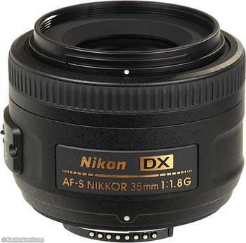 Nikon NIKKOR AF-S DX 35MM F1.8G (JAA132DA)