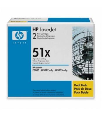 HP Q7551X; Q7551XD