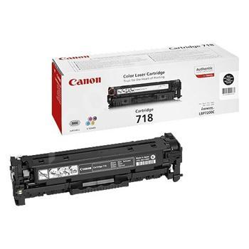 Canon CRG-718BK; 2662B002