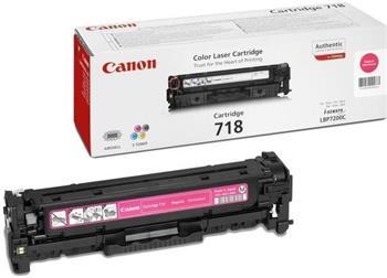 Canon CRG-718M (CRG718M); 2660B002