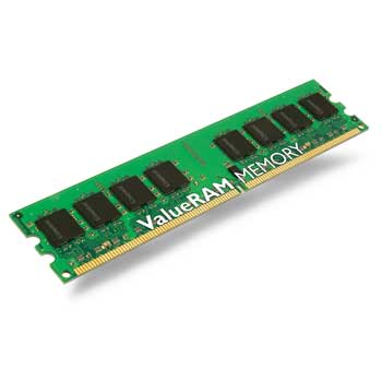 Kingston 2GB DDR2-667 DIMM CL5; D25664F50