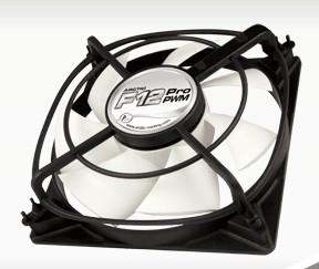 Arctic Cooling příd. ventilátor Fan F12 Pro 120mm