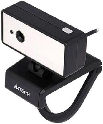 A4techPK-760E - web kamera , 640x480, USB, černá/stříbrná