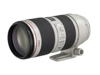 Canon EF 70-200mm f/2.8 L IS II USM Zoom objektiv; 2751B005AA