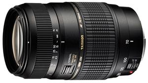 TAMRON AF 70-300mm F/4-5.6 Di pro Nikon LD Macro 1:2; A17NII