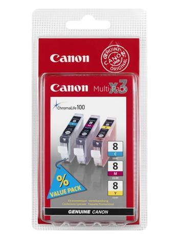 Canon CLI-8 C/M/Y ; 0621B029