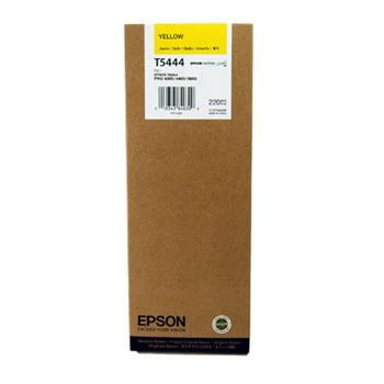 Epson T544 - inkoust Yellow (žlutá) pro Epson Stylus Pro 4400/9600; C13T544400