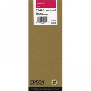 Epson T544 - inkoust magenta (purpurová) pro Epson Stylus Pro 4400/9600; C13T544300
