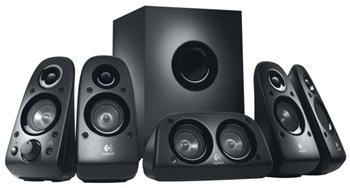 Logitech Surround Sound Speaker Z506, 5.1; 980-000431