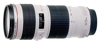 Canon EF 70-200mm f/4, 0 L IS USM Zoom objektiv