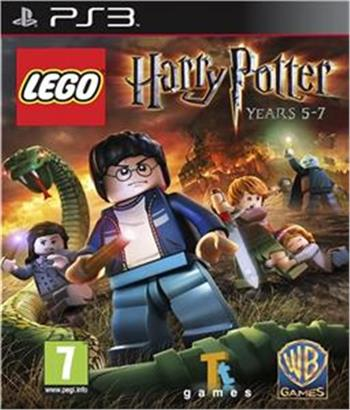 PS3 LEGO Harry Potter: Years 5-7; 5051892122924