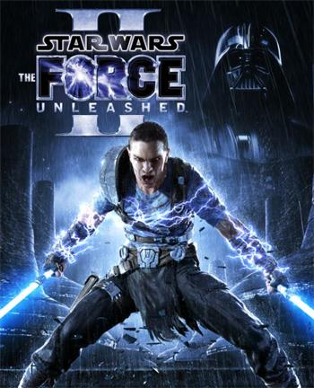 PS3 Star Wars: The Force Unleashed II
