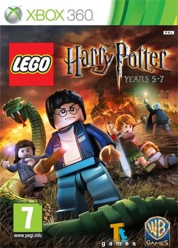 X360 LEGO Harry Potter: Years 5-7; 5908305204824